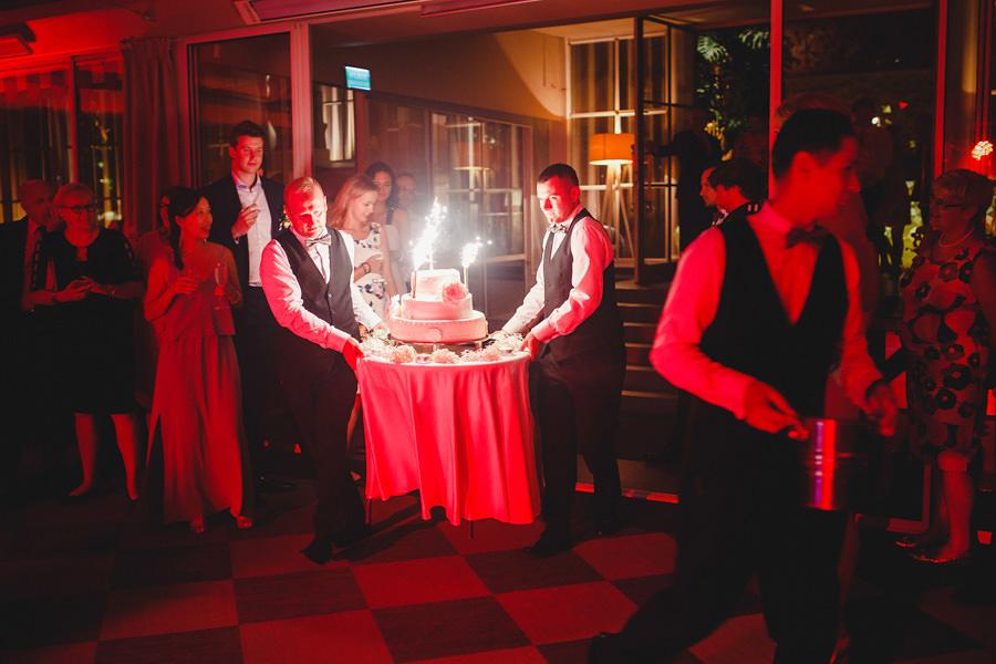 slub w Lazienkach Krolewskich i Restauracji Belvedere