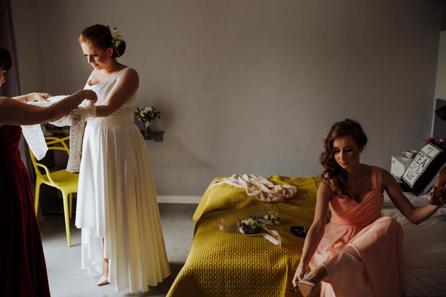 villa omnia przygotowania panny młodej