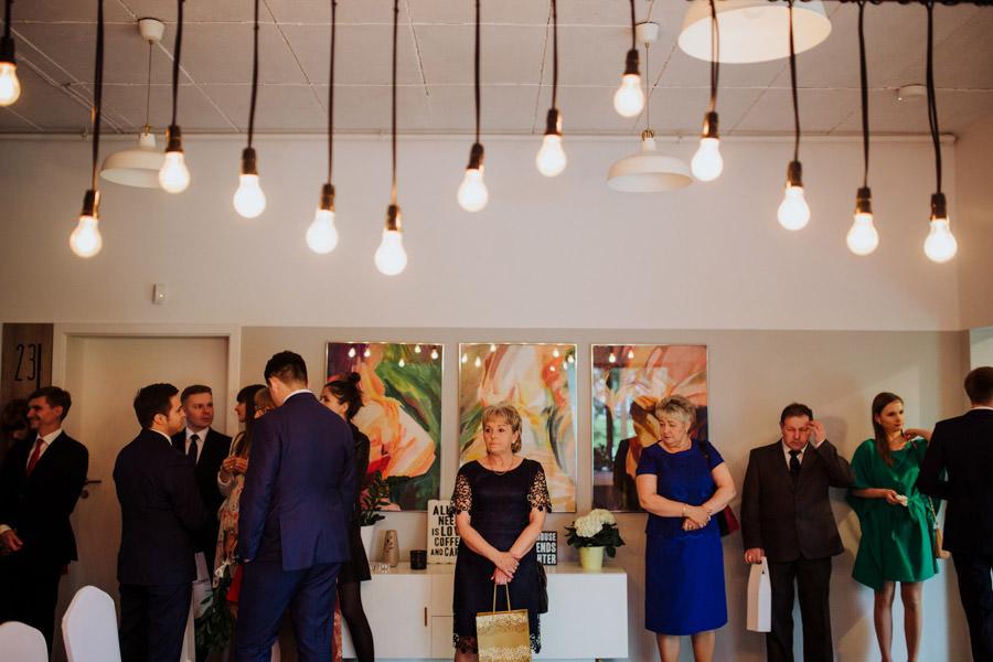 villa omnia ślub
