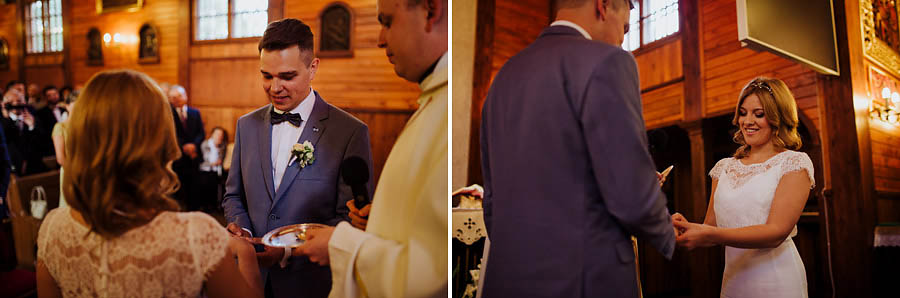 fotograf ślubny warszawa przysięga