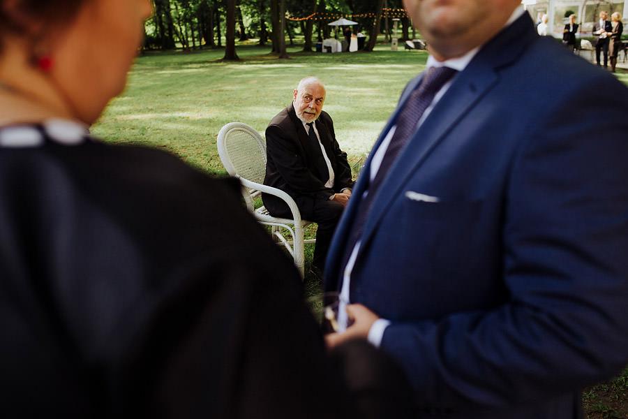 ślub w Pałacu Pstrokonie
