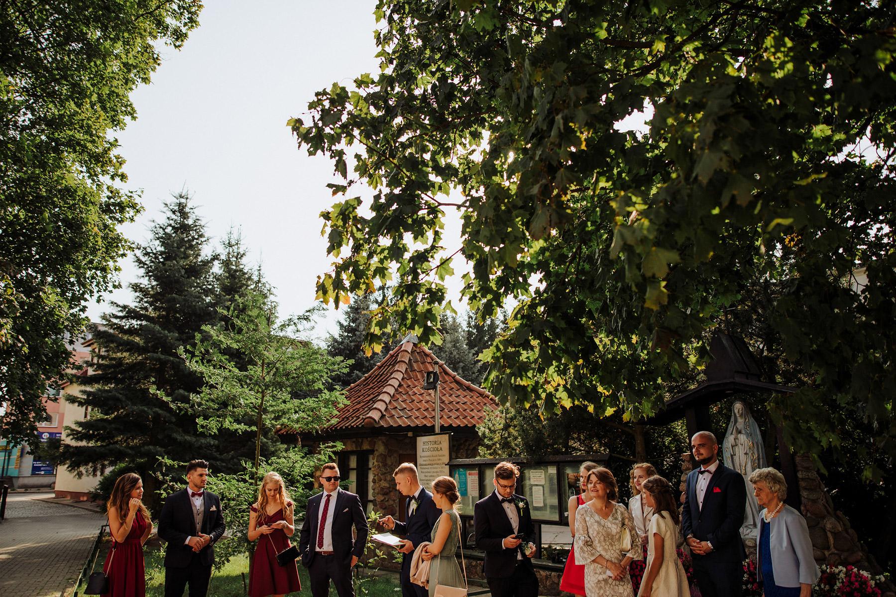 fotograf ślubny Mazury