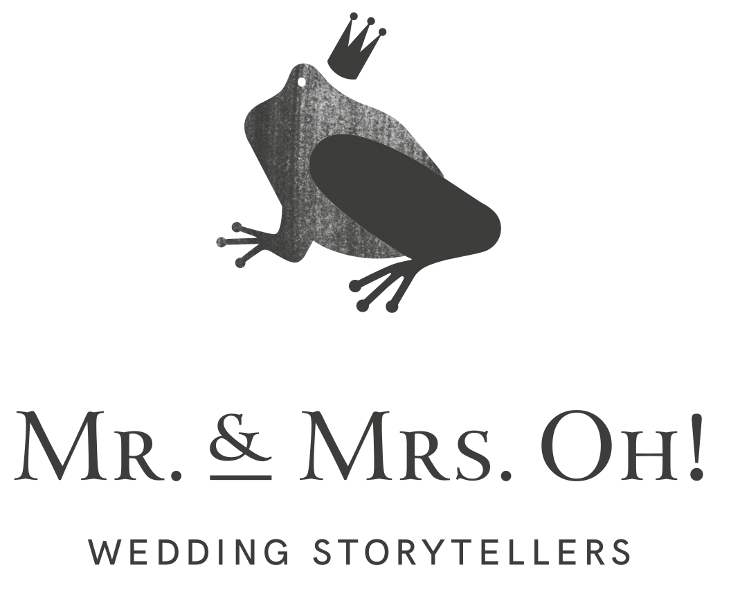 Mr. & Mrs. Oh! Wedding Storytellers