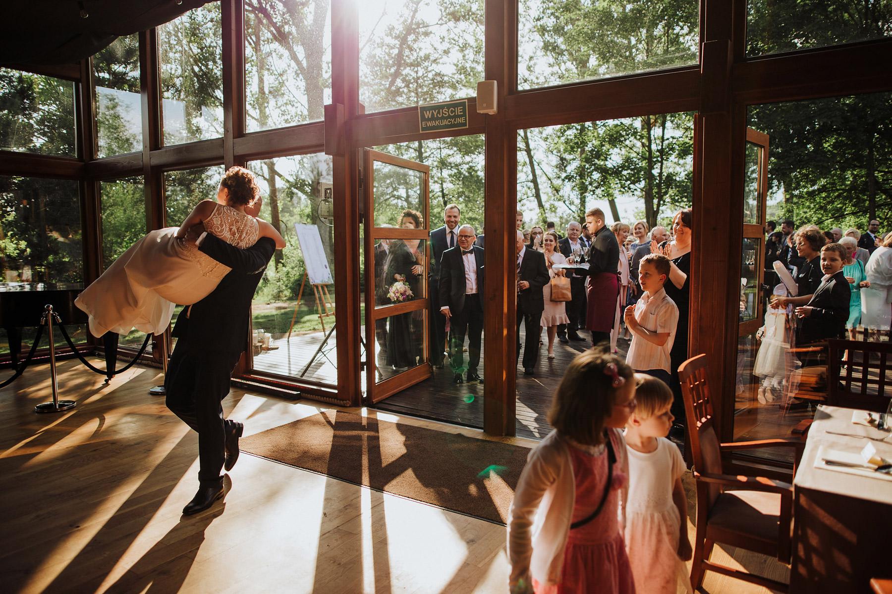 wesele w zaciszu pomiechówek