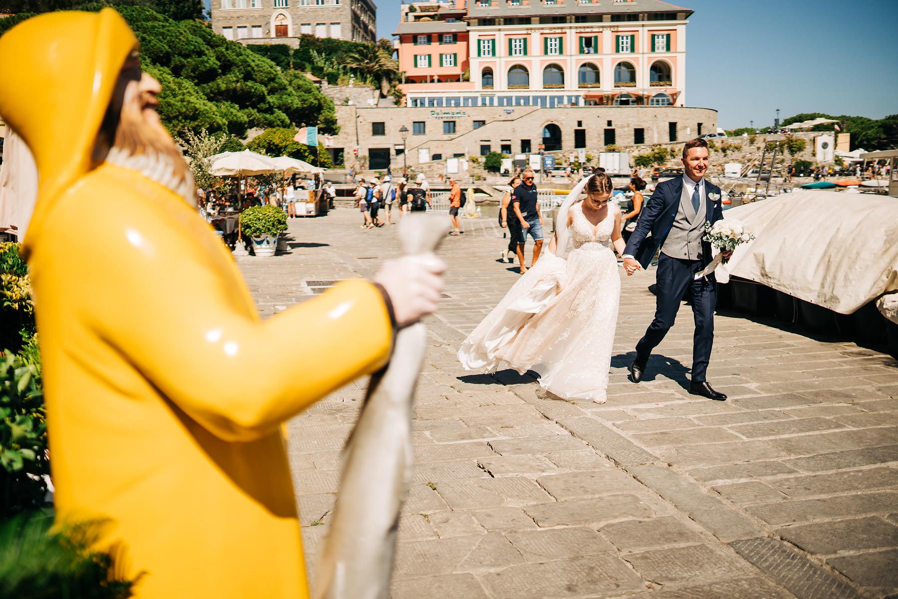 ślub w portovenere