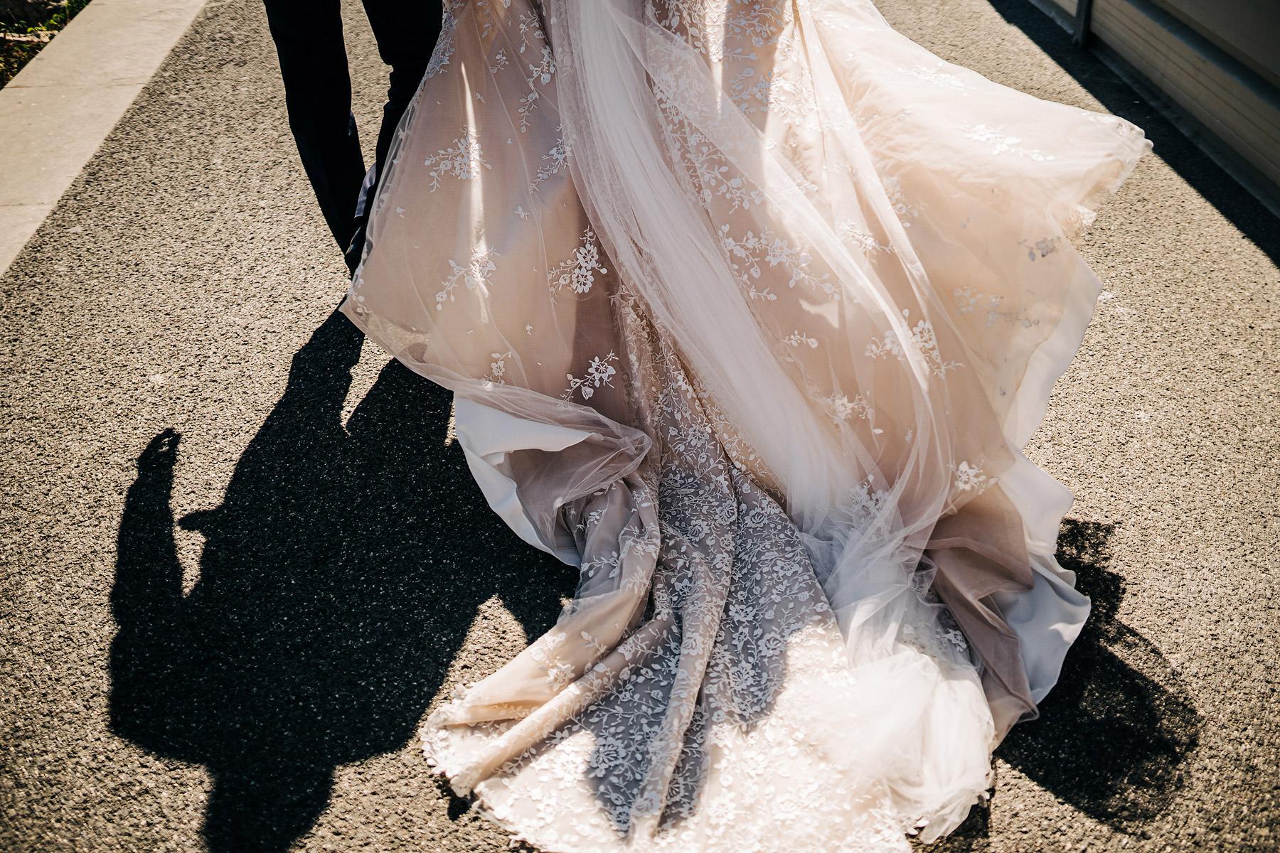 ślub w portovenere detale