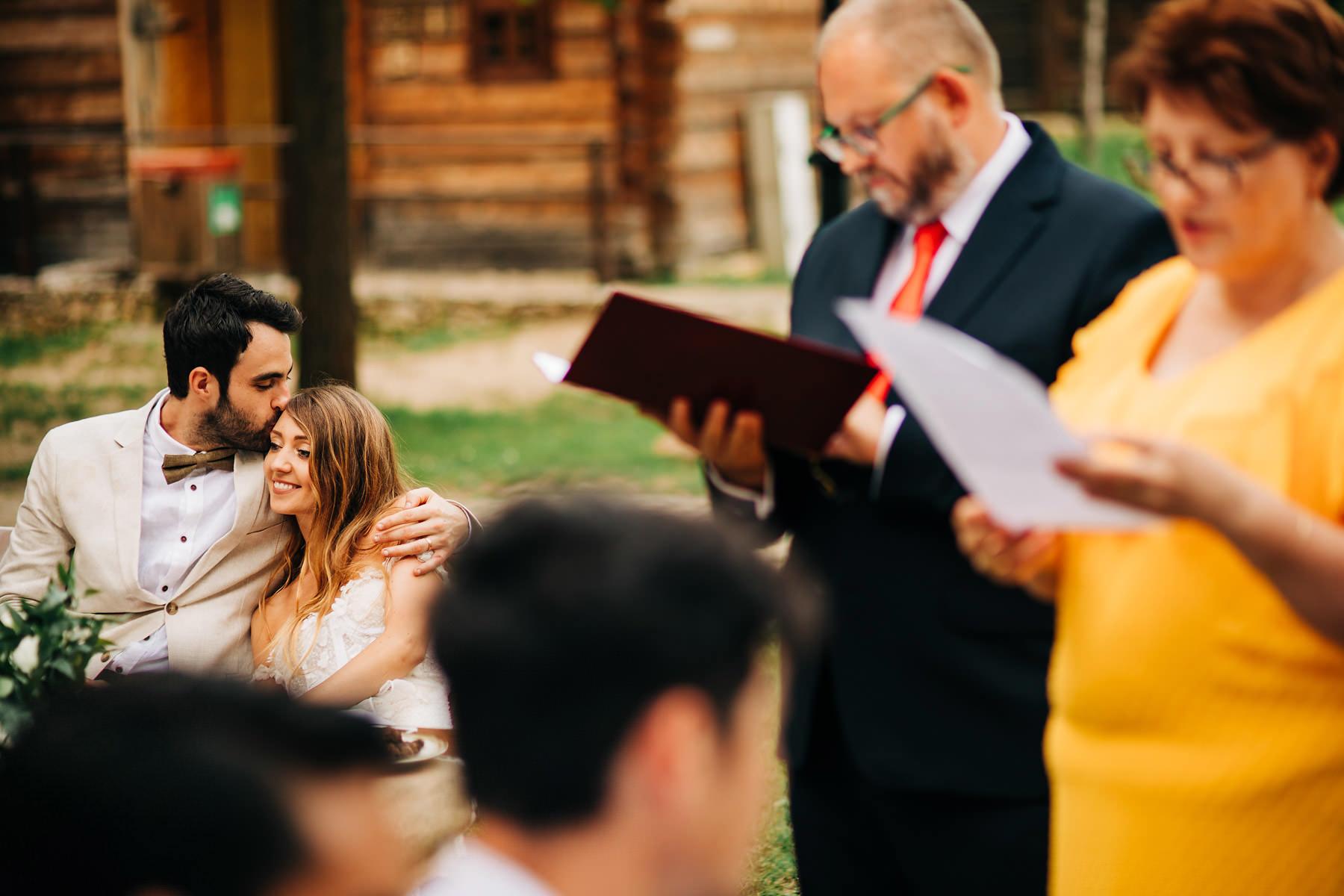 wesele pod gołym niebem skansen wsi kieleckiej