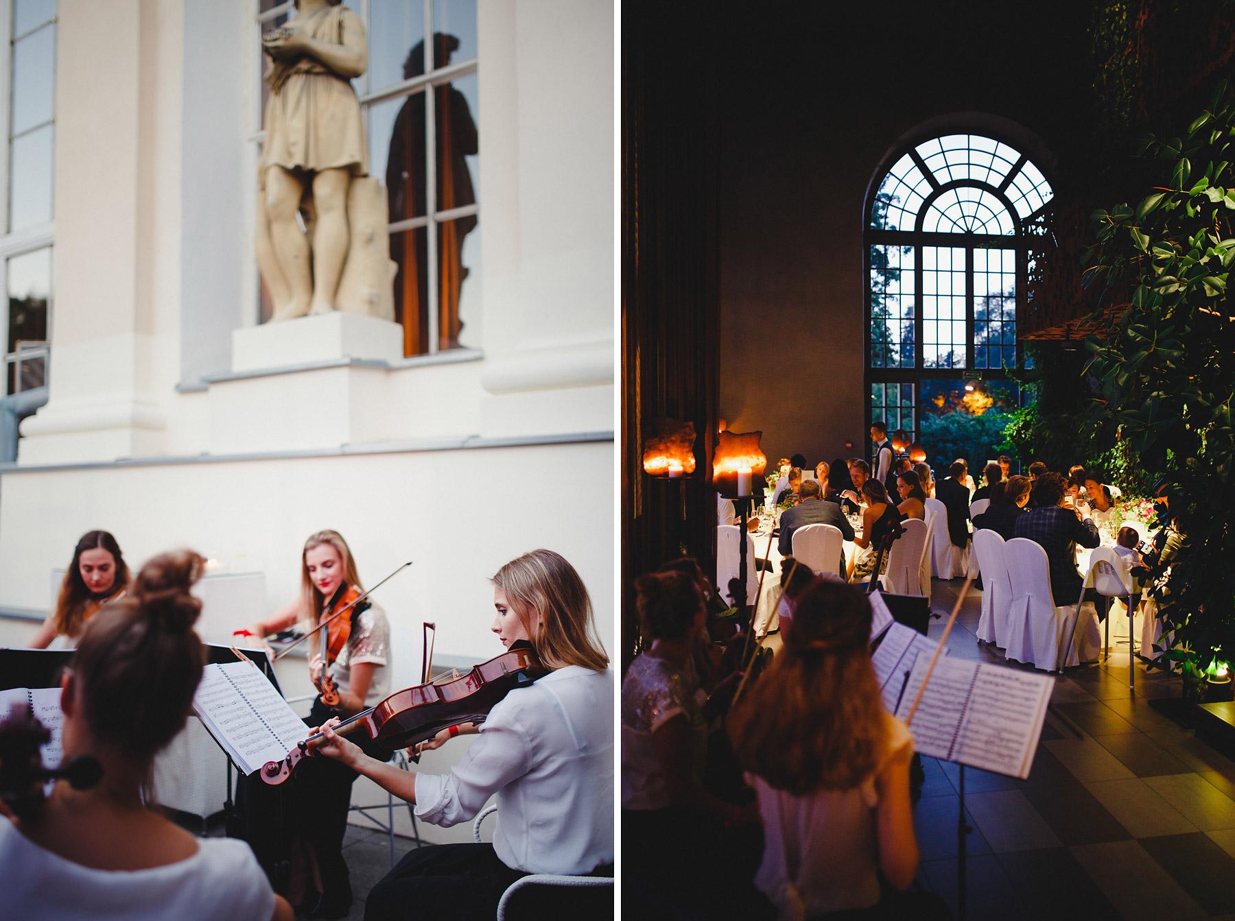 belvedere wesele