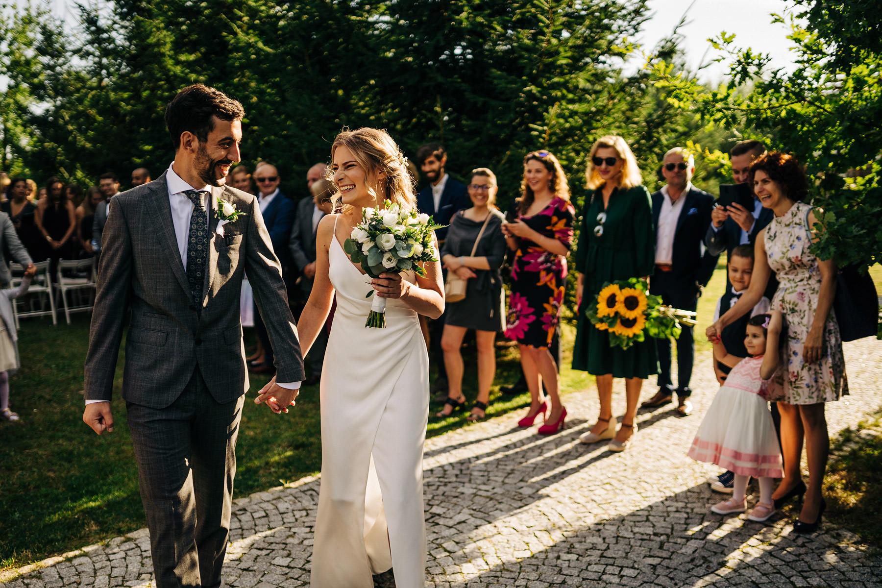 ogród babette ślub